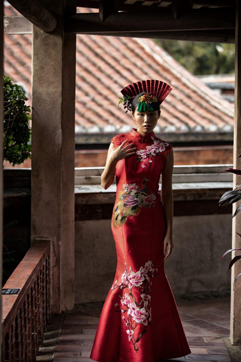 [中式婚紗照]高冷時尚旗袍風格-婚攝森森|婚紗工作室