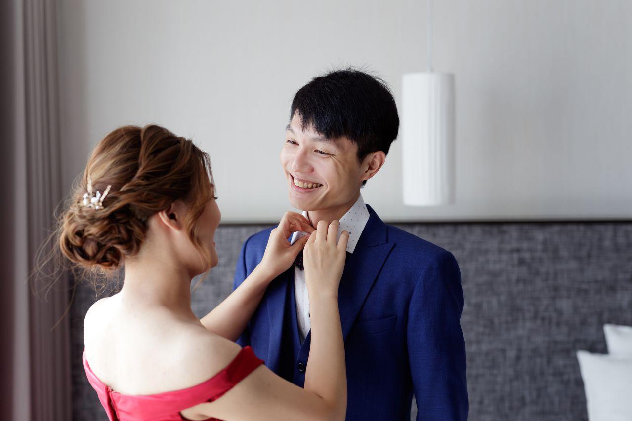 [婚攝] John&Resa@白金花園酒店
