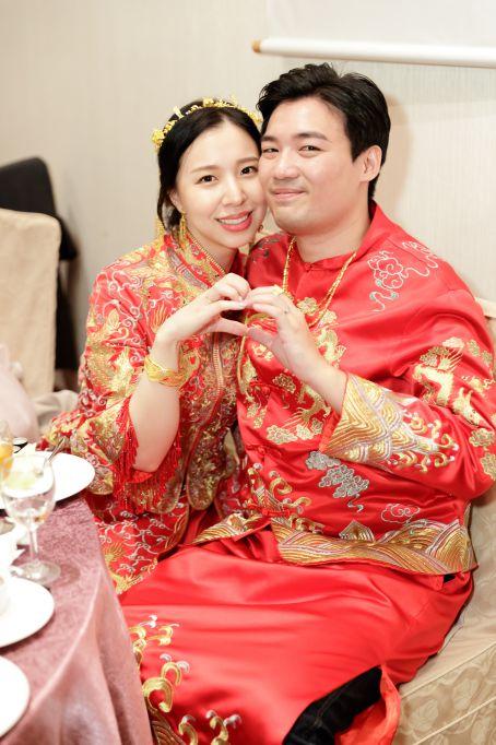 [婚攝]Y&E@高雄圓山酒店婚禮-台韓聯姻