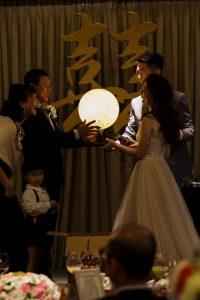 這地球會發光喔-為什麼我喜歡這張婚攝作品