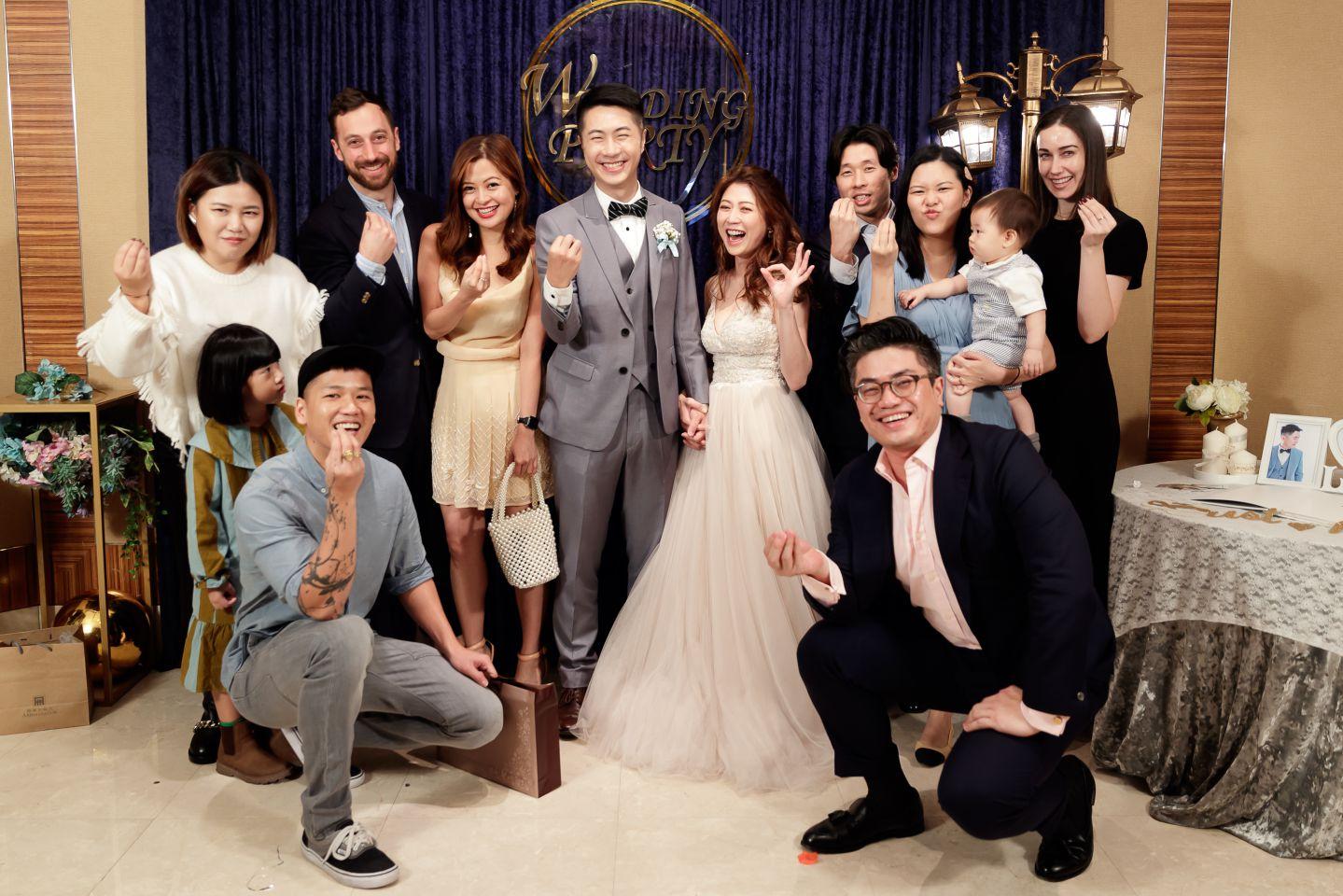 [婚攝]柏森&惠宇-高雄國賓大飯店婚禮紀錄
