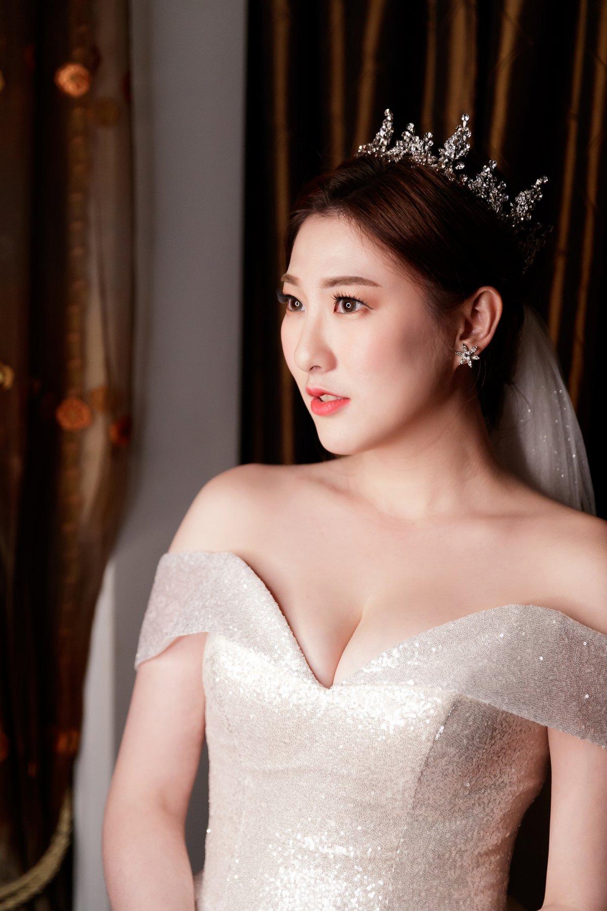 婚攝作品,台中林皇宮花園婚攝,婚攝森森,婚禮攝影,婚禮紀錄,新娘房類婚紗拍攝