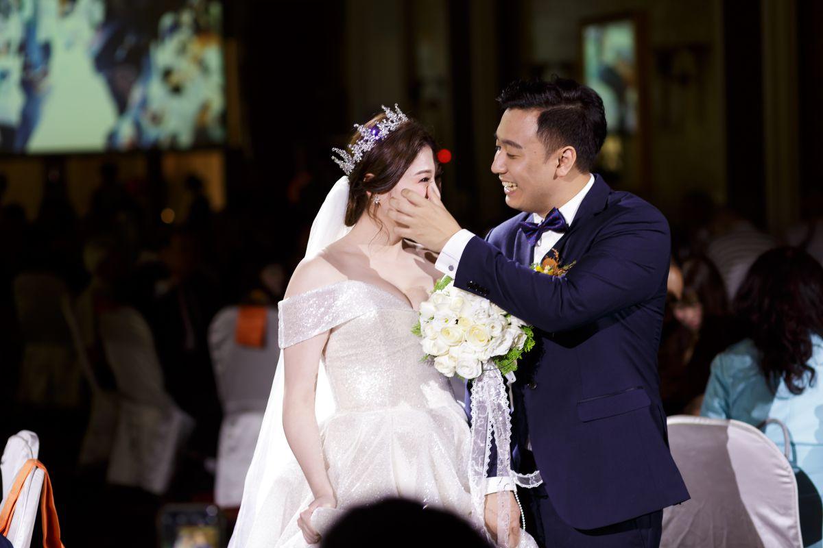 婚禮攝影作品,婚禮紀錄,婚攝,新人第一次進場