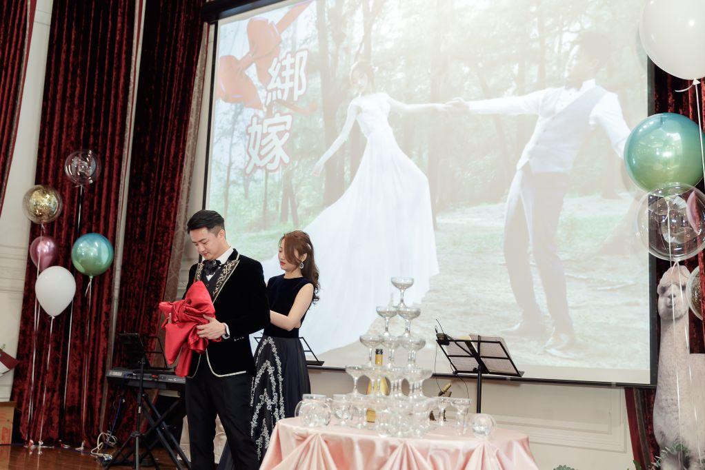 [婚攝作品]Ray&Louise婚禮紀錄@義大皇家花園廣場