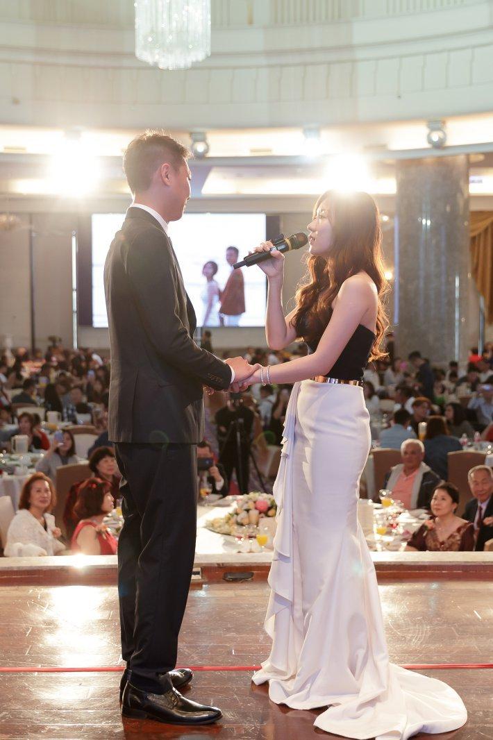 婚禮二進活動,婚禮唱歌,,義大皇家酒店婚攝