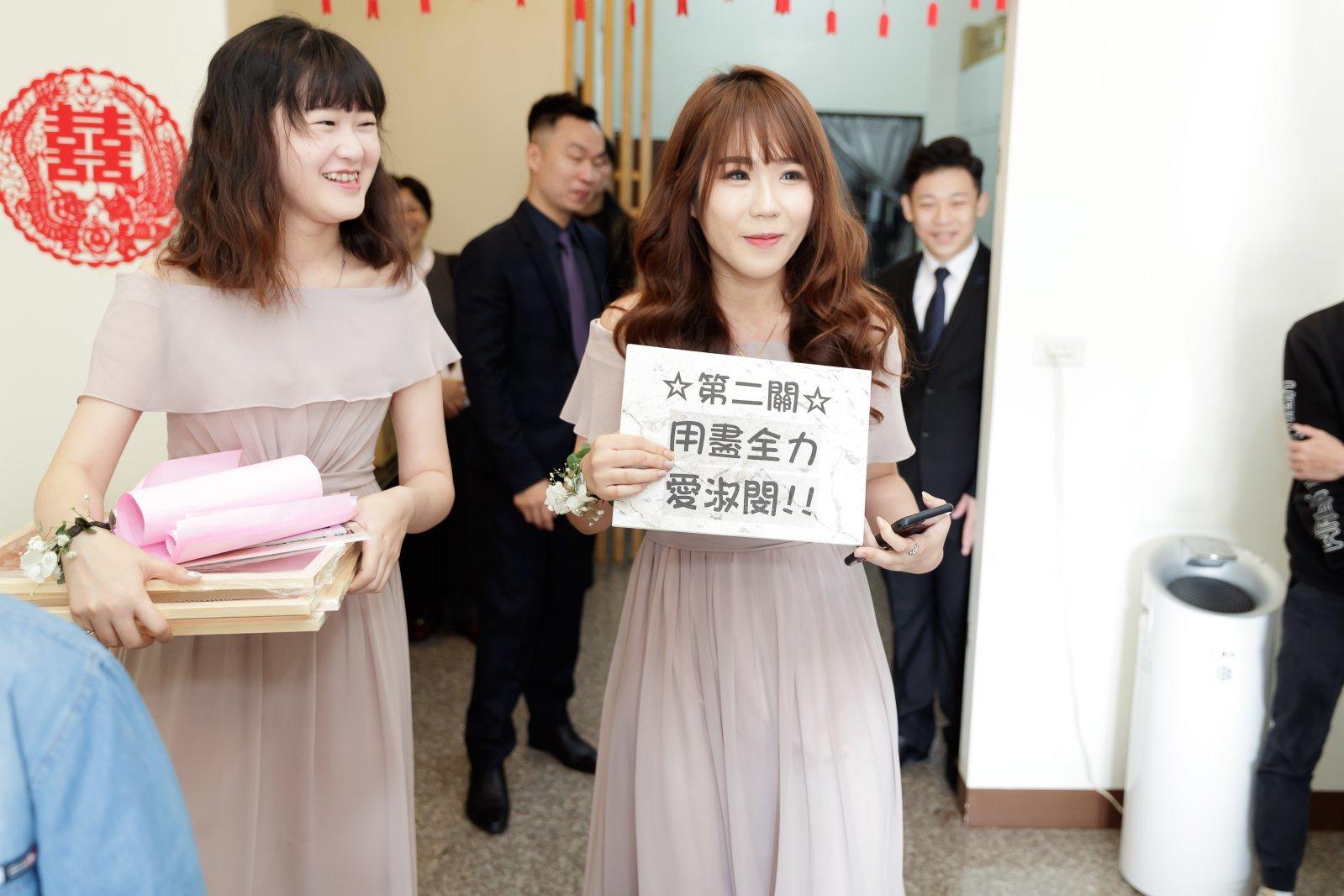 [婚攝]啟強&閔兒@高雄義大皇家酒店8F