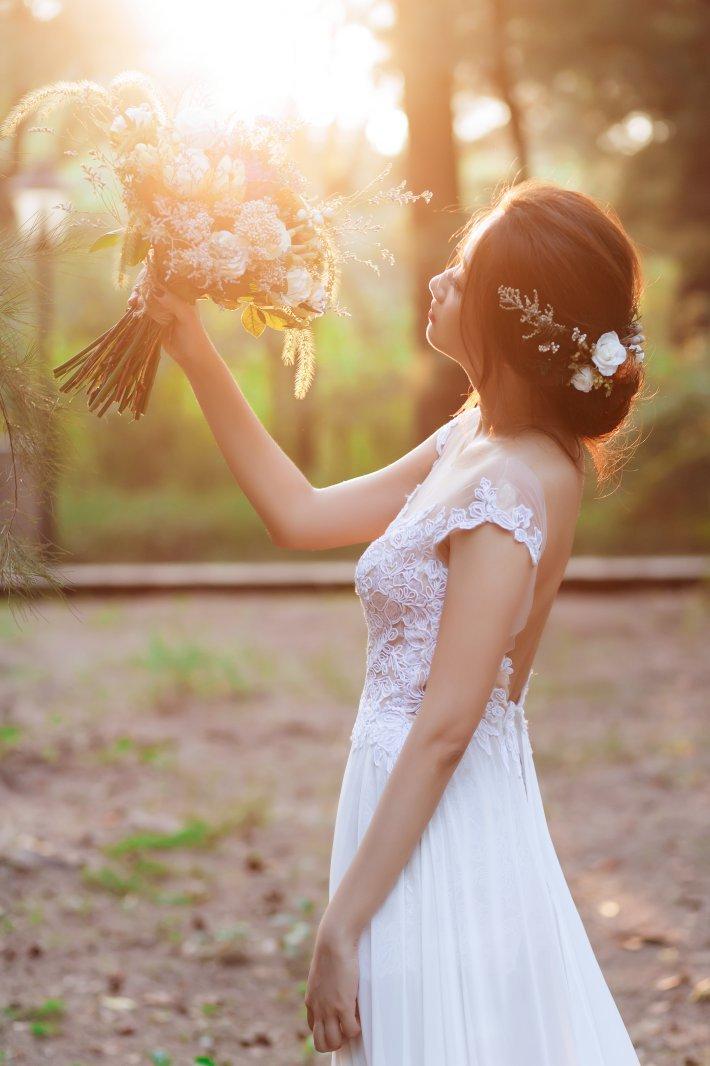 逆光婚紗照,高雄婚紗工作室,高雄婚紗照