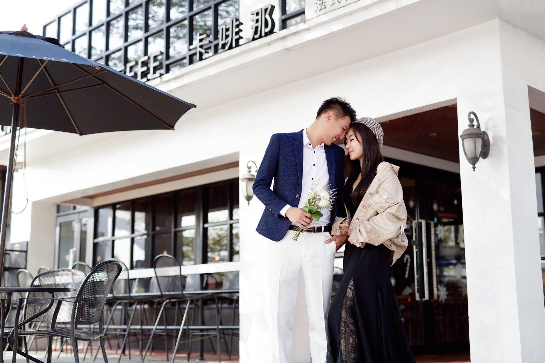 高雄婚紗照街拍風格,高雄婚紗工作室,高雄自助婚紗,高雄婚紗攝影