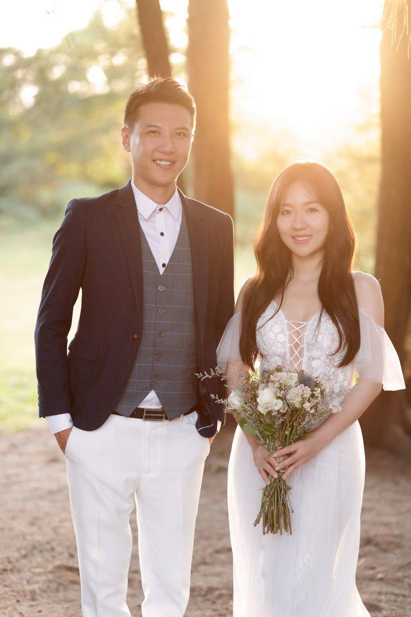 高雄台南森林系婚紗照,高雄婚紗工作室,婚紗攝影