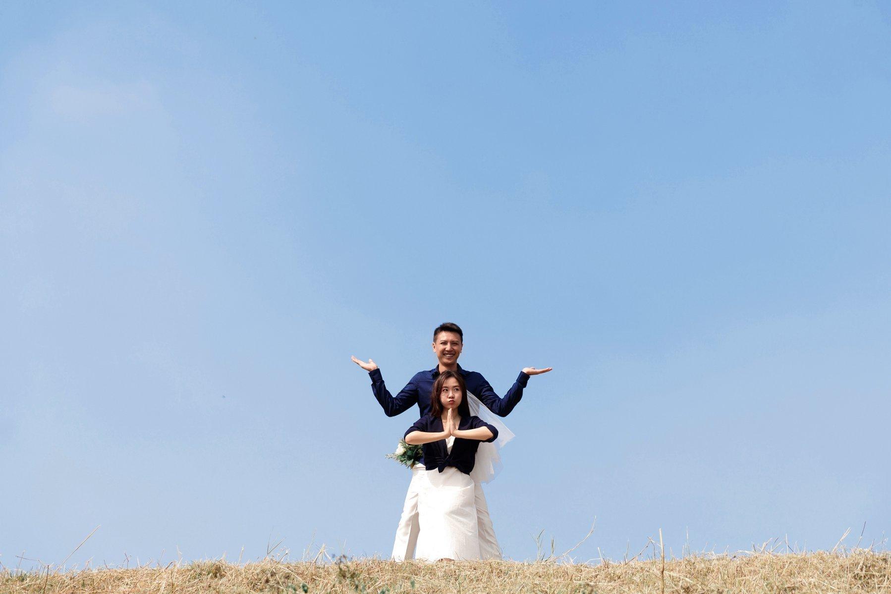 強哥&閔兒自助婚紗照@高雄台南