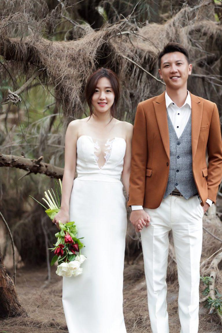 高雄婚紗工作室,韓系婚紗照風格,高雄婚紗攝影,,自助婚紗