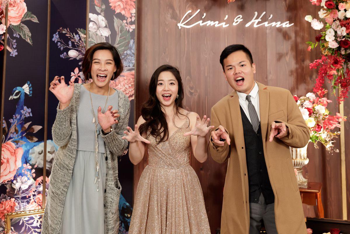 [婚攝]Kimi&Hina-高雄福華飯店婚禮紀錄