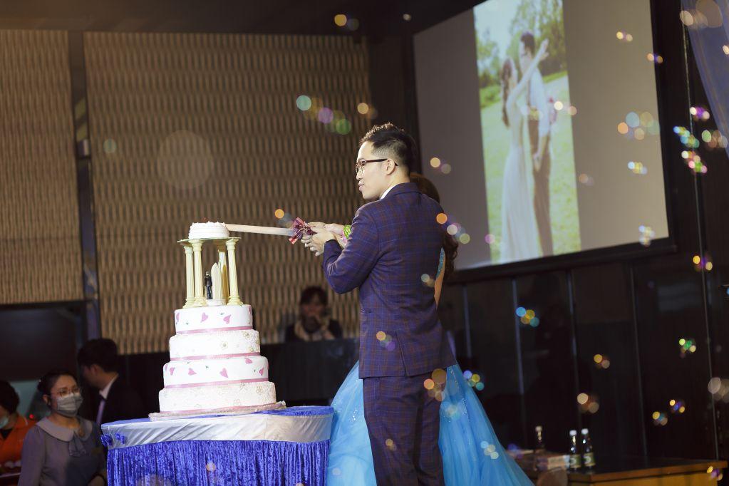 台南婚攝作品,東東宴會式場-華平囍嫁館