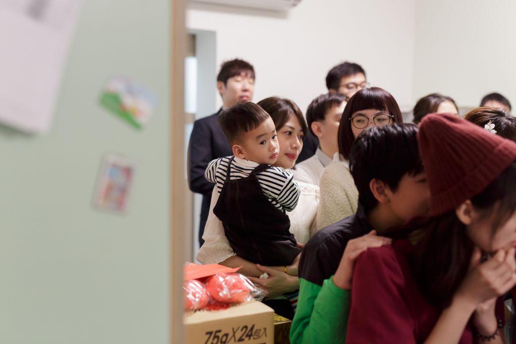 [台南婚攝]昱群&培真婚禮紀錄@東東宴會式場-華平囍嫁館