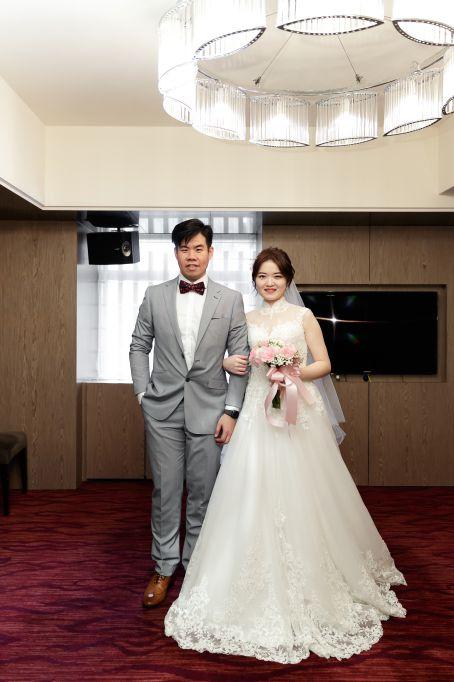 [婚攝]廷廷&恬恬@高雄翰品酒店