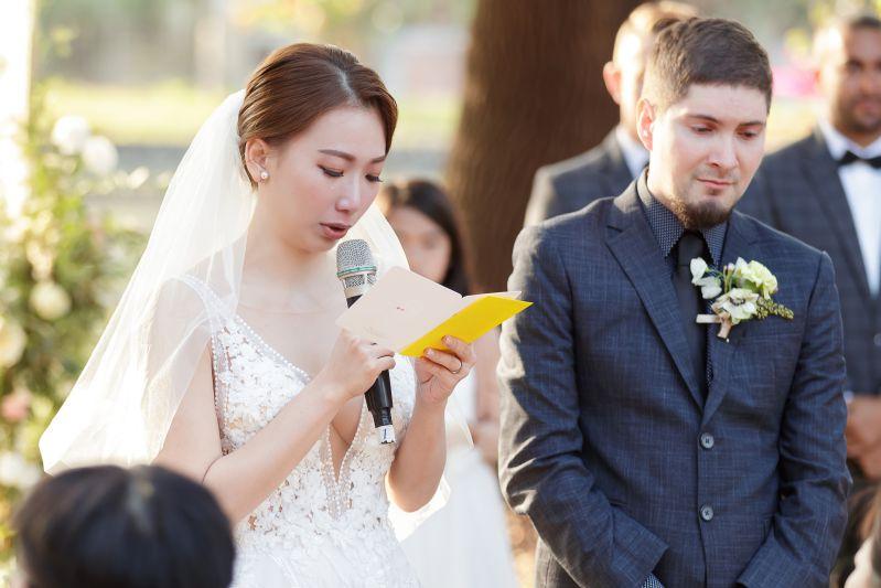 [高雄婚攝推薦]我的100分戶外婚禮團隊by新娘小學