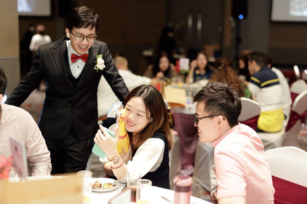 [婚攝]子軒&傑瀅@桃園諾富特飯店