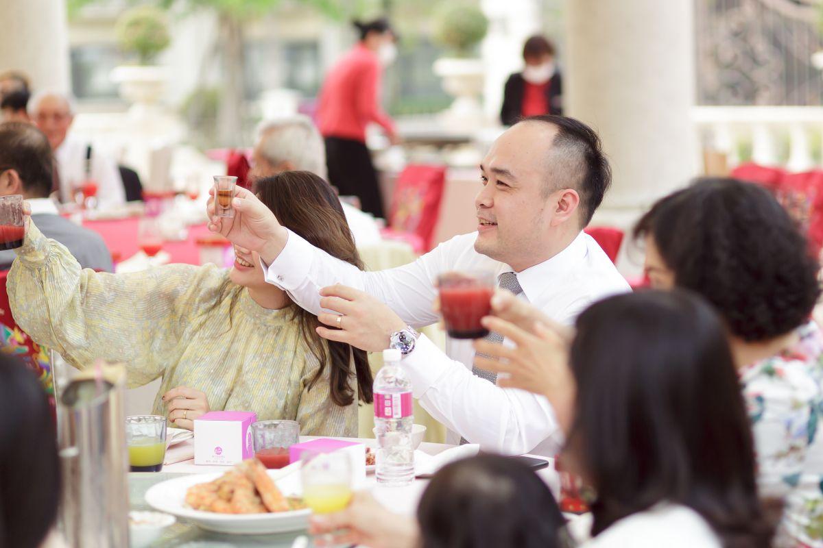 [高雄婚攝]小包&念淇@義大皇家酒店(花園廣場)