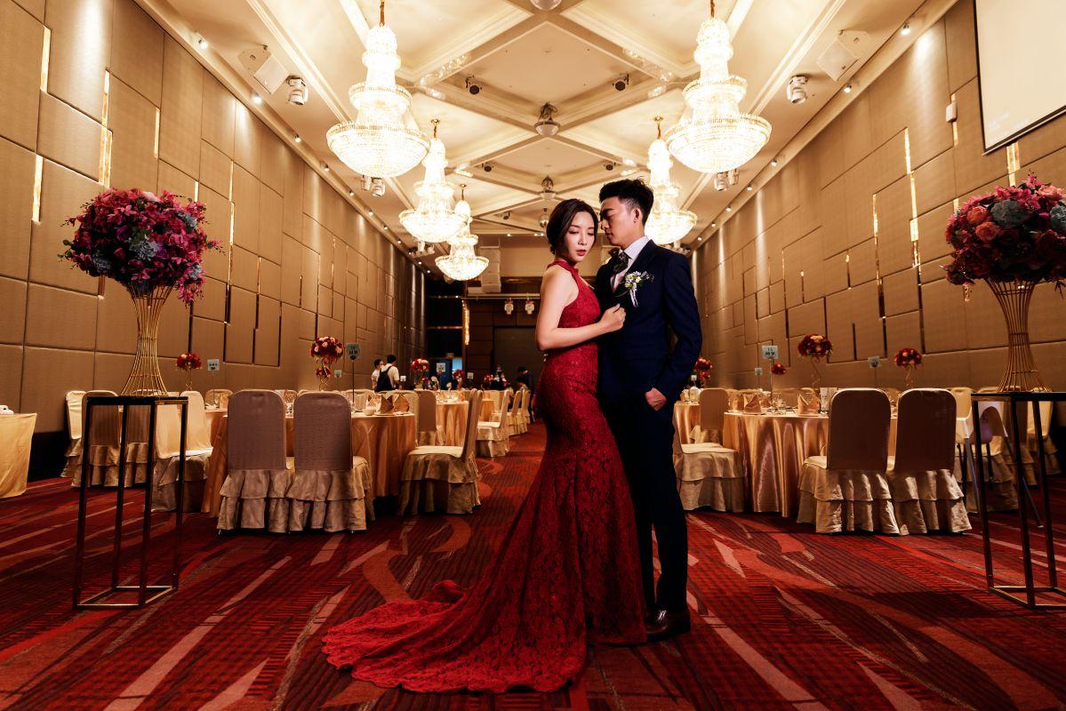 [台南婚攝]群名&寬寬@雅悅會館/維也納廳