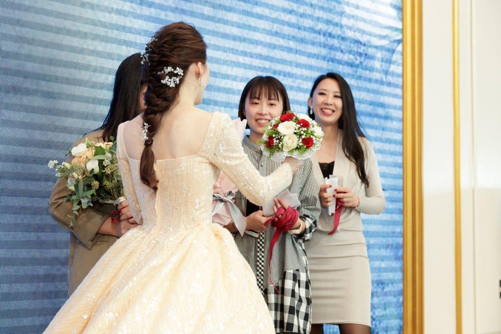 [婚攝]昇翰 & Kiki @台北頂鮮101