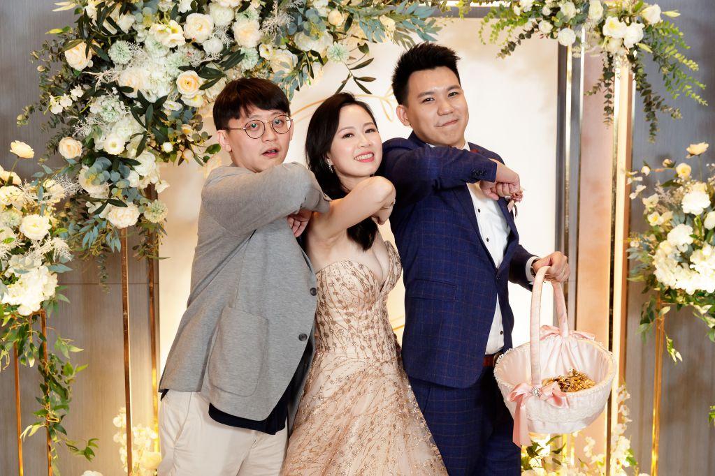[婚攝]Larry & Peian@台北格萊天漾