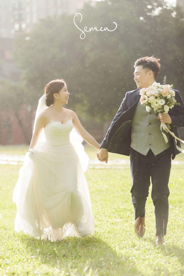 高雄婚紗工作室,自然風格婚紗,生活感婚紗,高雄婚紗包套,台南婚紗包套,小清新婚紗,逆光婚紗