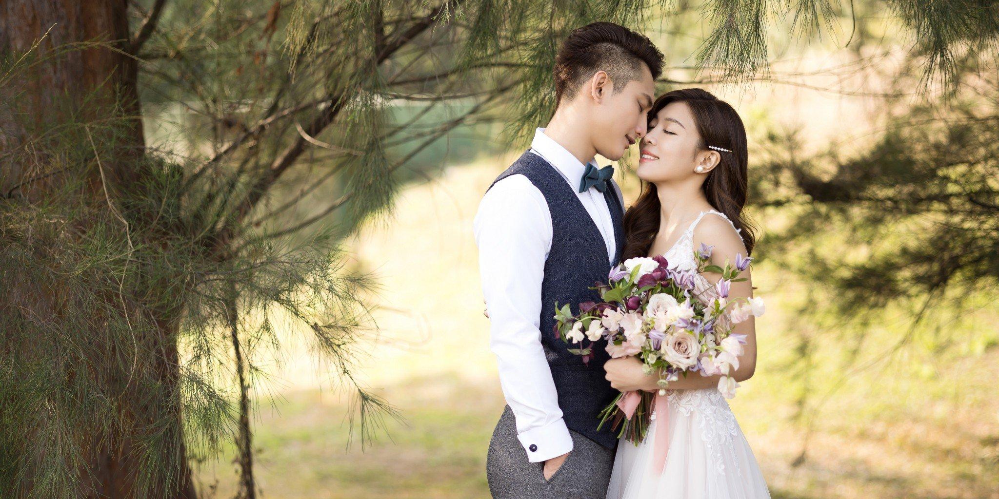 又禾 & Jojo 婚紗照@高雄